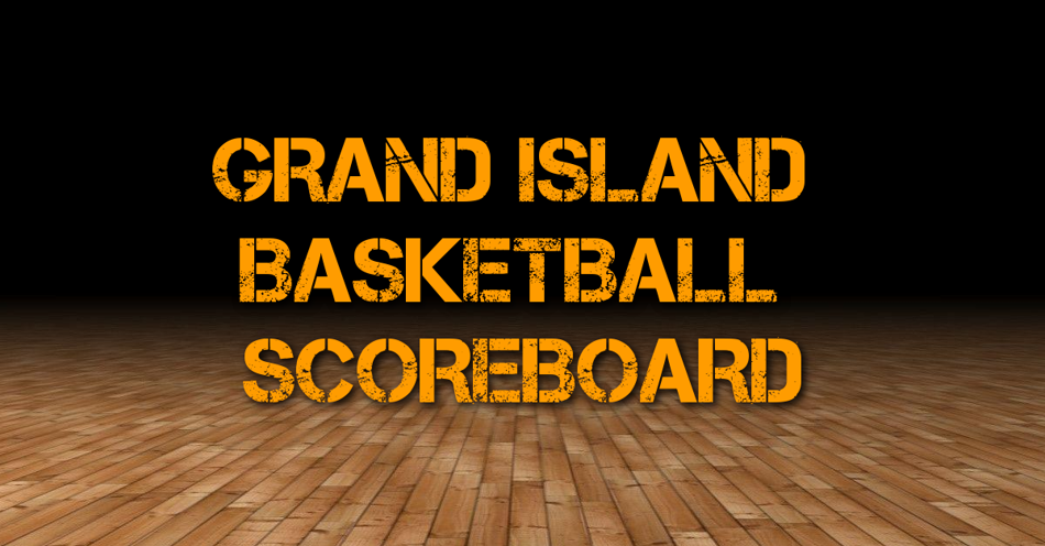 Grand Island Basketball Scoreboard