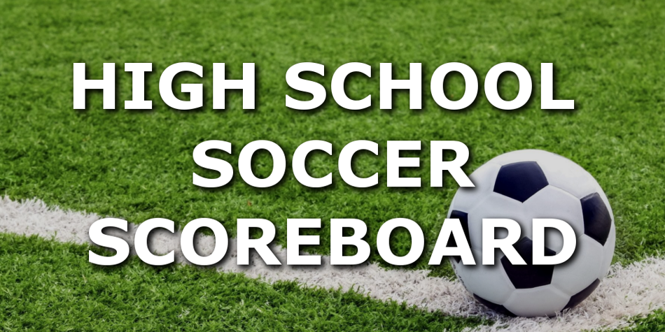 Soccer Scoreboard High School